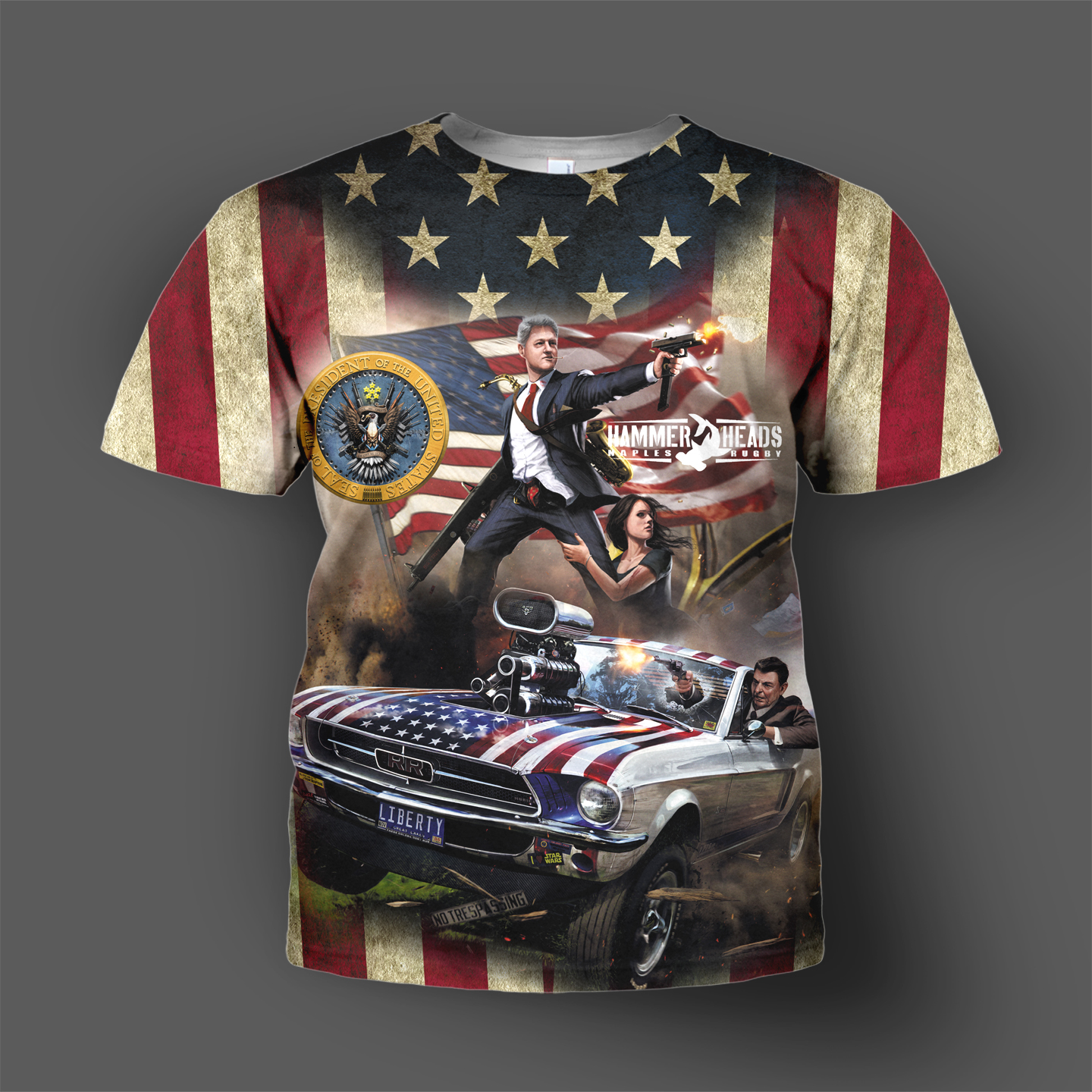 All Over T Shirt Printing Dye Sublimation Bcd Tofu House