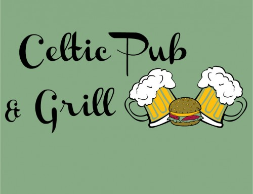 Food-Celtic Pub