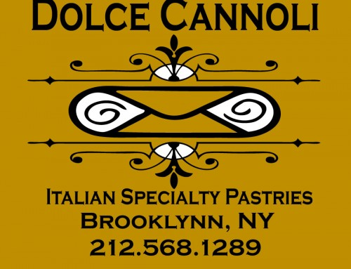 Food-Dolce Cannoli