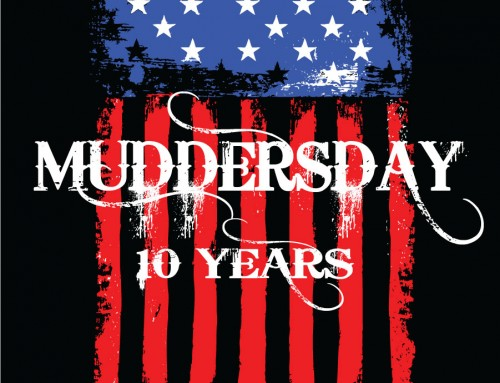 Event Muddersday Flag