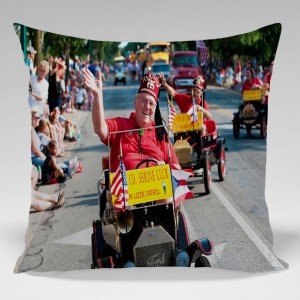 New Shriner's Individual Pillow 16 x 16