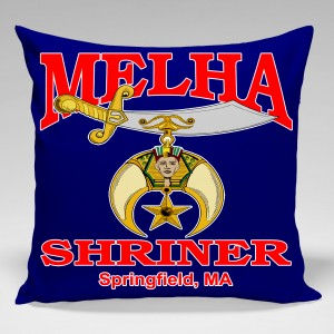 Shrine Center Pillow 16 x 16