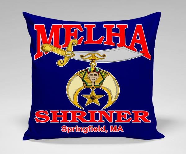 Shrine Center Pillow 16 x 16